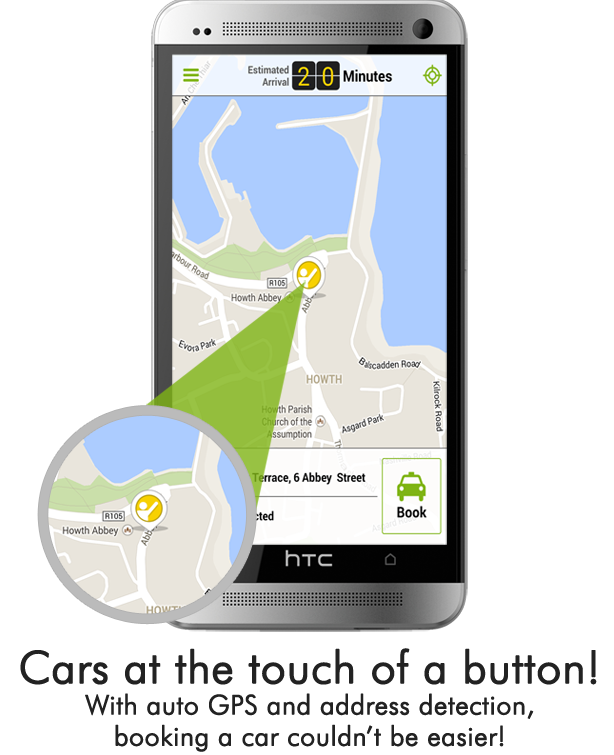 App Cars | Crawley Taxi - Horsham Taxi & Private Hire
